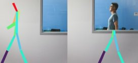 AI senses people's pose through walls | Science Daily
