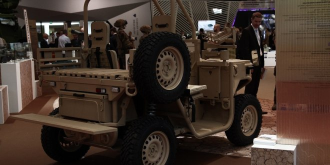 France orders 300 jeeps for special forces, paratroopers | Defense News