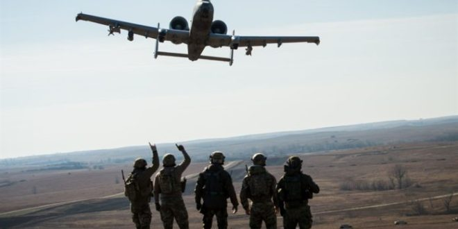 The unknown story of an A-10 CAS mission performed to support Special Forces deployed in Afghanistan | The Aviation Geek Club