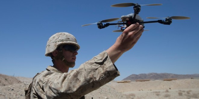 'Quads for Squads' grounded over cyber concerns | Marine Corps Times
