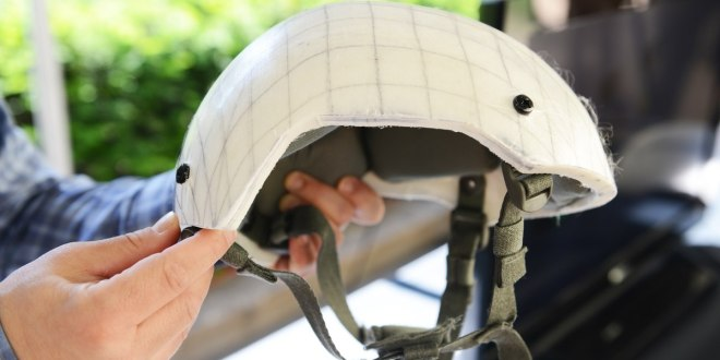 This lighter, stronger combat helmet is headed to soldiers | Army Times