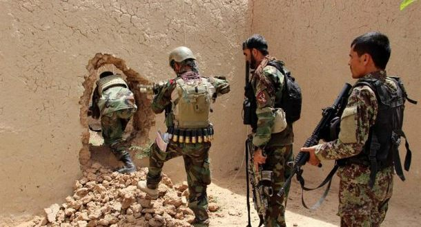 Afghan special forces free 58 prisoners from Taliban prison cell | Con News