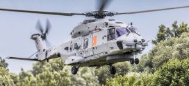 Second NH90 Sea Lion prototype helicopter begins qualification phase | Naval Technology.com