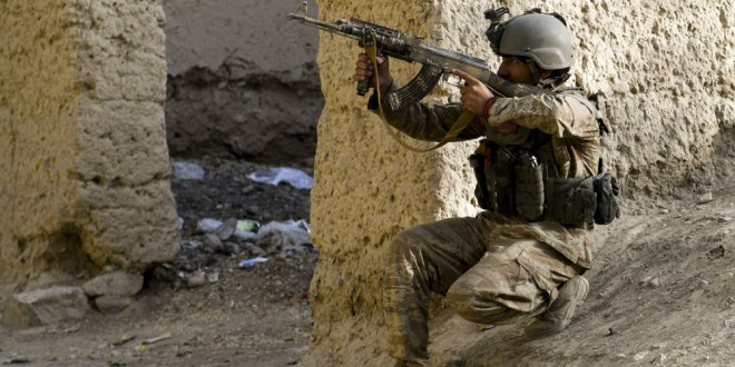 Taliban routs Afghan Commandos while overrunning remote district in Ghazni | FDD's Long War Journal