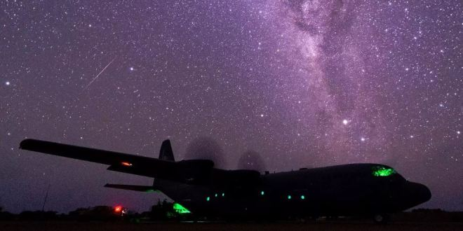 Harrowing Account Of How USAF C-130 Crews Snuck Into South Sudan To Evacuate Diplomats Under Fire | The Drive