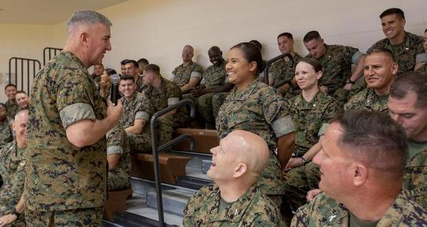 70 Percent of Marine Commander Firings This Year Due to Bias, Disrespect | Military