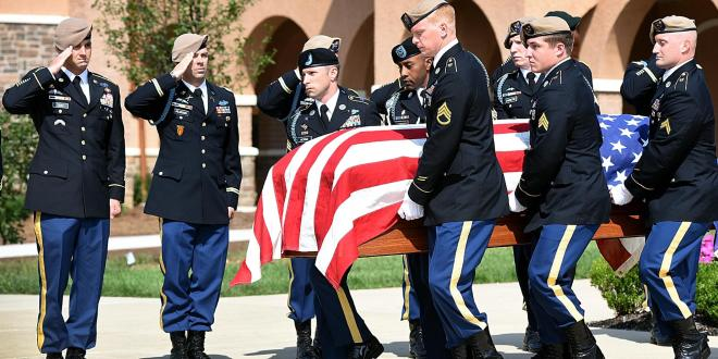Lifetime of leadership: Army Ranger Capt. Connor Bednarzyk laid to rest | Bucks Country Courier Times