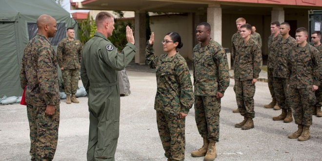 Trailblazing female who became infantry Marine is getting kicked out for fraternization | Marine Corps Times