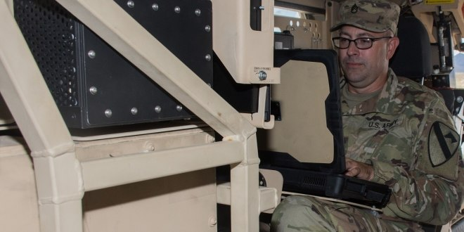 This armored vehicle can resist mines and jam airwaves   CS4ISRNET