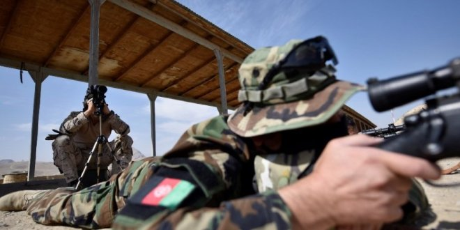 Spanish special operations forces sharpen Afghan commando sniper skills | Army Recognition
