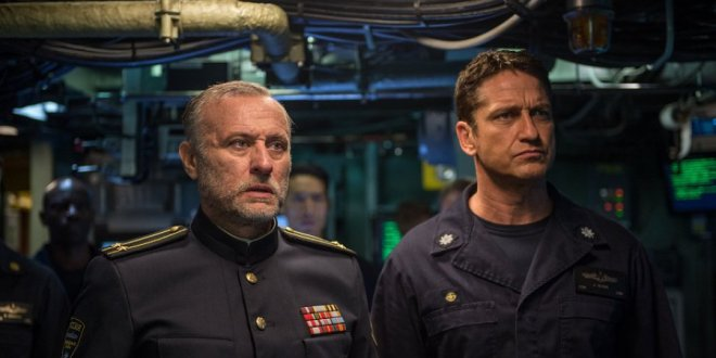 Naval Action Flick 'Hunter Killer' Is Pretty Much 'Olympus Has Fallen' On A Submarine | Task and Purpose