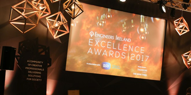 Chartered Engineer of the Year Award – shortlist and projects revealed | Engineers Ireland