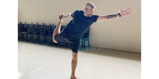 Army veteran finds peace through yoga, after struggle with PTSD | Rocket City Now