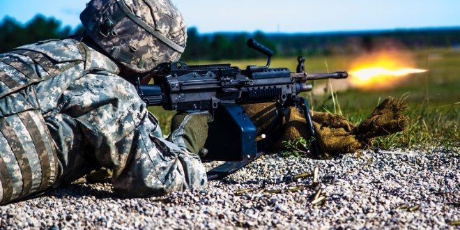 Major changes for small arms are on the way with the Army's SAW replacement | Army Times