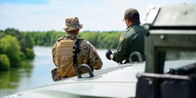 800 active-duty troops to be sent to Mexican border | Military Times