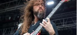 Oli Herbert, All That Remains guitarist, dies at 44 | BBC News