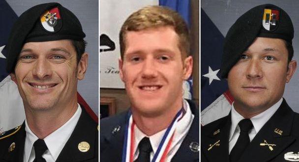 Pentagon identifies 3 US special operations service members killed by roadside bomb in Afghanistan | ABC News