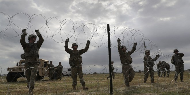 Department of Defense drops 'Operation Faithful Patriot' title from military border mission | NBC News