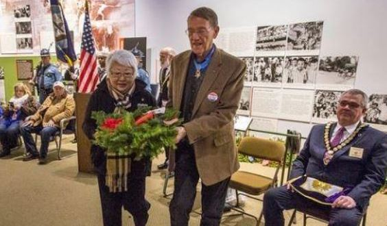 First Medal of Honor won in Vietnam coming to 7th Group headquarters | News Herald