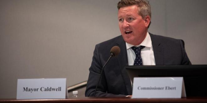 Ogden Mayor Caldwell issues lengthy explanation for late-night military training   Standard