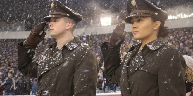 It's official: Army approves 'pinks and greens' uniform on Veterans Day | Army Times