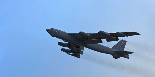 US bombers fly near South China Sea islands militarized by Beijing | Stars and Stripes