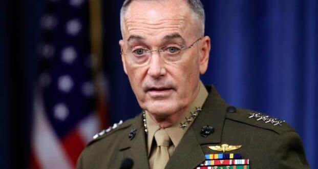 Top US General Defends Deployment of Troops to Border as Legal | Military