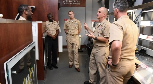 Navy sees recruiting challenges on the horizon | Navy Times