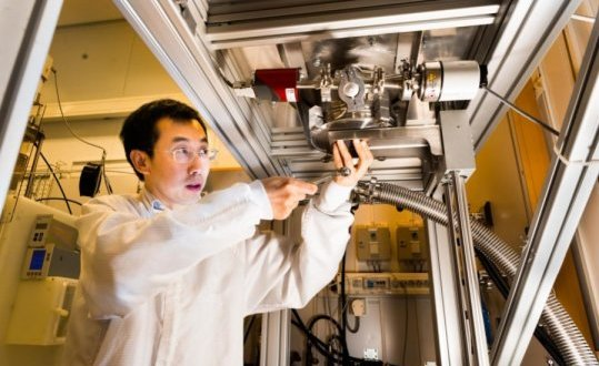 Graphene takes a step towards renewable fuel | Science Daily