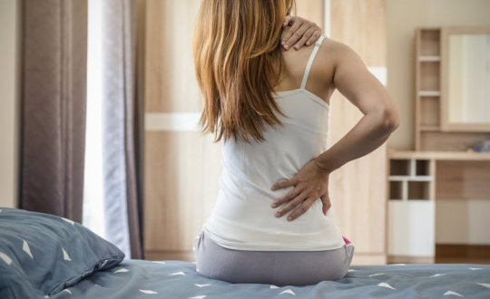 Can stimulating the brain treat chronic pain?   Science Daily