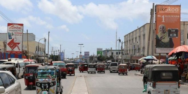 US reopens diplomatic mission in Somalia after 28-year closure | BBC