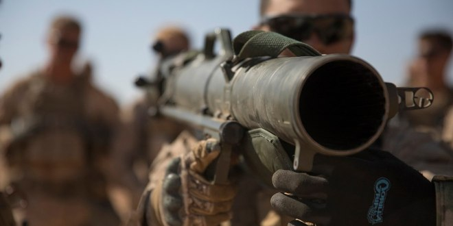 NEW IN 2019: Carl Gustaf is closer to a squad near you | Marine Corps Times