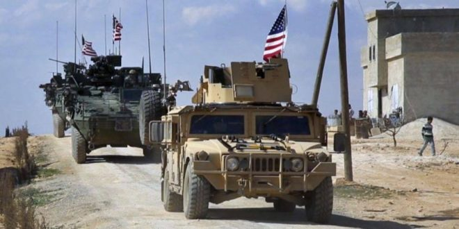 US military establishes 2 new bases along Syrian border – report | AMN