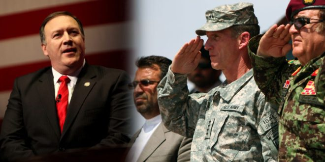 General McChrystal Told Pompeo To 'Muddle Along' In Afghanistan, Leaked Audio Reveals | Task and Purpose