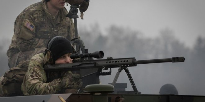 Barrett to provide M107 .50-caliber sniper rifles to U.S. Army | Army Recognition