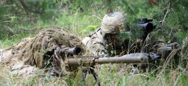 Army snipers test out new ghillie suits for future warfare | We Are The Mighty