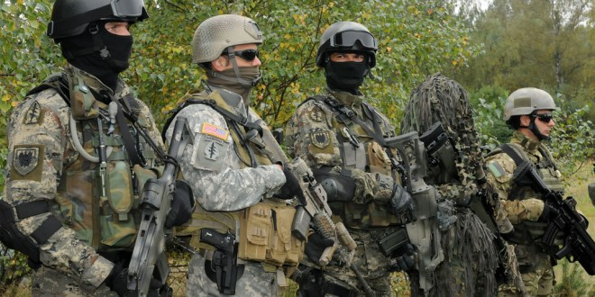 Killers: Meet the Deadliest (Non-American) Special Forces on Planet Earth