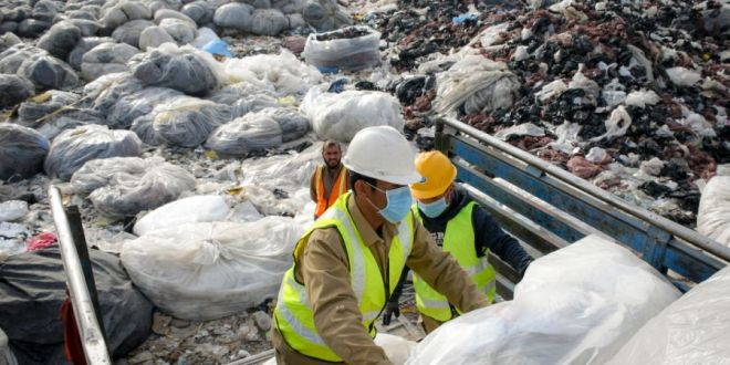 Bagram's million-dollar trash economy: 70 tons of trash a day sorted by hand   Stars and Stripes