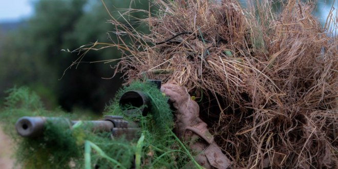 Female Marine officer graduates from Scout Sniper Unit Leaders Course | Marine Corps Times