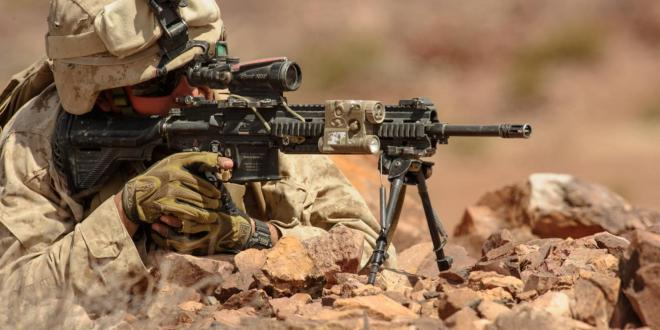 The Marine Corps' Much-Hyped M27 Rifle Has a Problem | National Interest