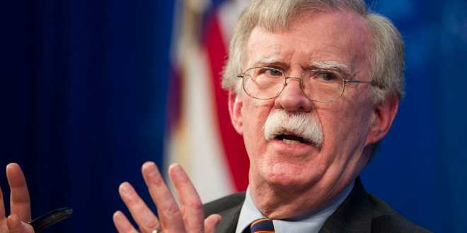 Contradicting Trump, Bolton says no withdrawal from Syria until ISIS destroyed, Kurds' safety guaranteed | The Washington Post