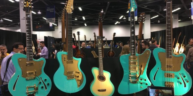 NAMM 2019: The Greatest Gear Show on Earth | LA Weekly