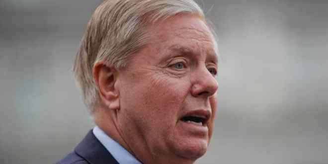 After lunch with Trump, Lindsey Graham shifts course on Syria: 'I think the president's taking this really seriously' | The Washington Post