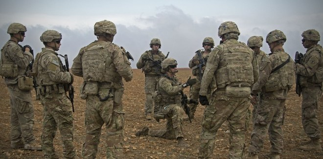 Army Chief Confirms US Will Hand off ISIS Fight in Syria | Defense One