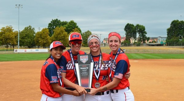 U.S. Armed Forces Women's Softball Team Capture second straight silver at USA Nationals | Armed Forces Sports