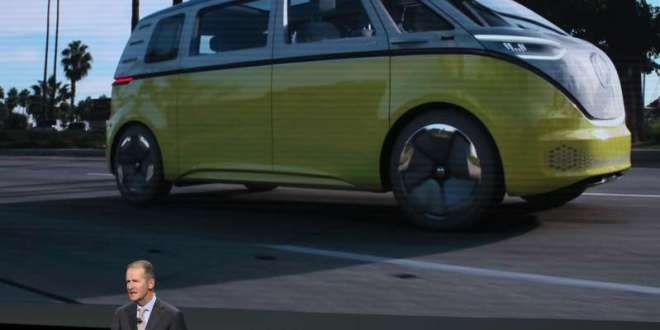 Volkswagen to invest $800 million, build new electric vehicle in U.S. | MSN