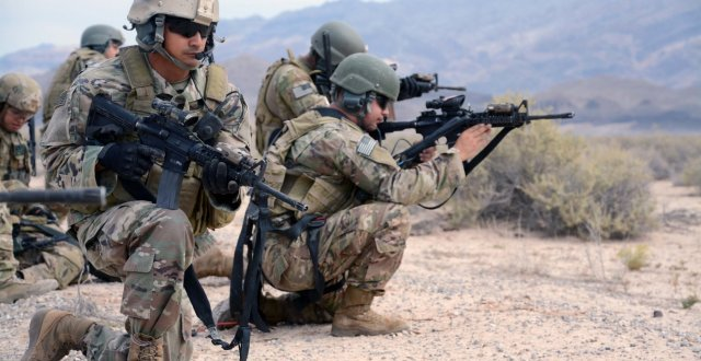 American contractor and former Green Beret killed in Iraq fight had five Bronze Stars and multiple deployments | Marine Times