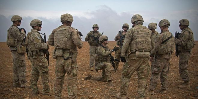 US to leave a 'peacekeeping group' of 200 troops in Syria | Stars and Stripes