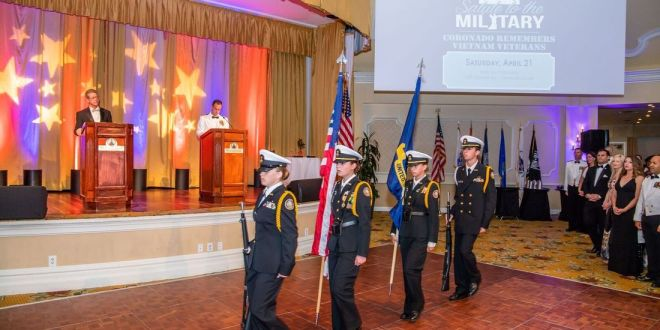 Coronado Chamber Of Commerce Military Ball Set For April 6, 2019 | Coronado of Eagle & Journal