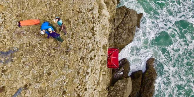 CLIFF CAMPING: WHAT IT'S LIKE TO STAY AT THE WORLD'S MOST TERRIFYING B&B | Independent
